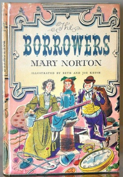 86 best books for young readers images on pinterest literature the borrowers by mary norton fandeluxe Images