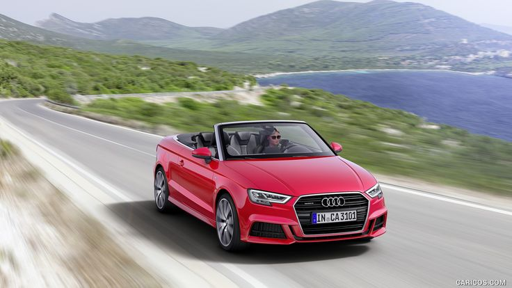 2017 Audi A3 Convertible - Review, Specs, Price - http://www.autos-arena.com/2017-audi-a3-convertible-review-specs-price/