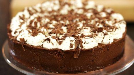 Eén - Dagelijkse kost - chocolademoussetaart   Eén