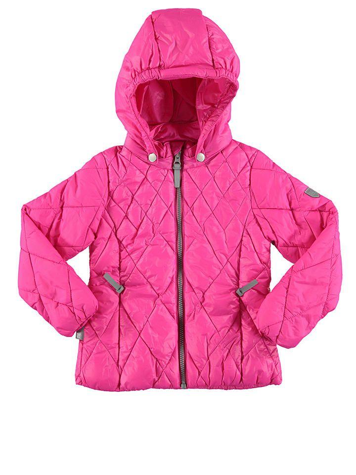 Winterjacke in Pink | Winterjacken, Jacken und Winter