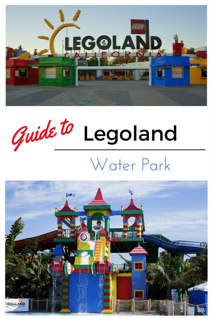 Guide to California's Legoland Water Park with tips and info on how to make the most of your visit.