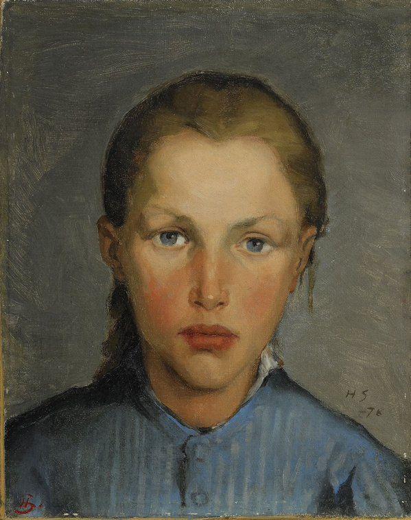 Helene Schjerfbeck(1862ー1946)