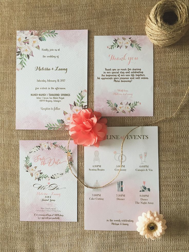 chinese wedding invitation card in malaysia%0A Rustic Wedding Invitation Card