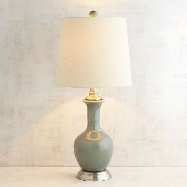 Tang spruce table lamp pier 1 imports