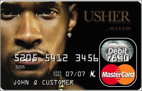 Spend money like Usher. :P