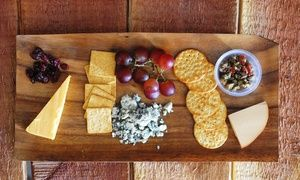 Groupon - Tasting for Two, Glasses, and Cheese with Option for One or Two Take-Home Bottles at Orange Coast Winery (Up to 62% Off) in Newport Beach. Groupon deal price: $29
