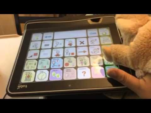 Teaching Learners with Multiple Special Needs: Video Modeling for AAC