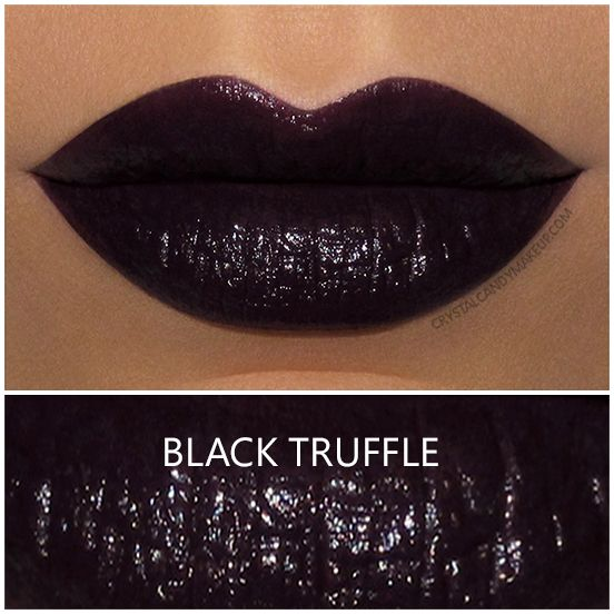 BITE Beauty Amuse Bouche Lipstick in Black Truffle : Review and Swatches
