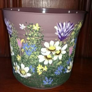 Sip & Paint Arty Parties - Sip N' Paint Flower Pots With Nancy Reed Jones