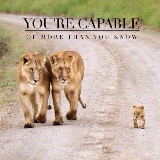 You are Capable www.grant-vanaswegen.com