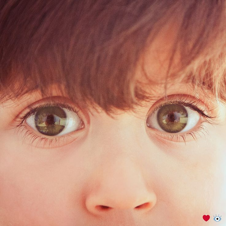 Kids grow up fast, but their eyes grow even faster. By age 3 a child's eyes are 95% developed. To put that in perspective, your lungs aren't fully grown until you reach your twenties.