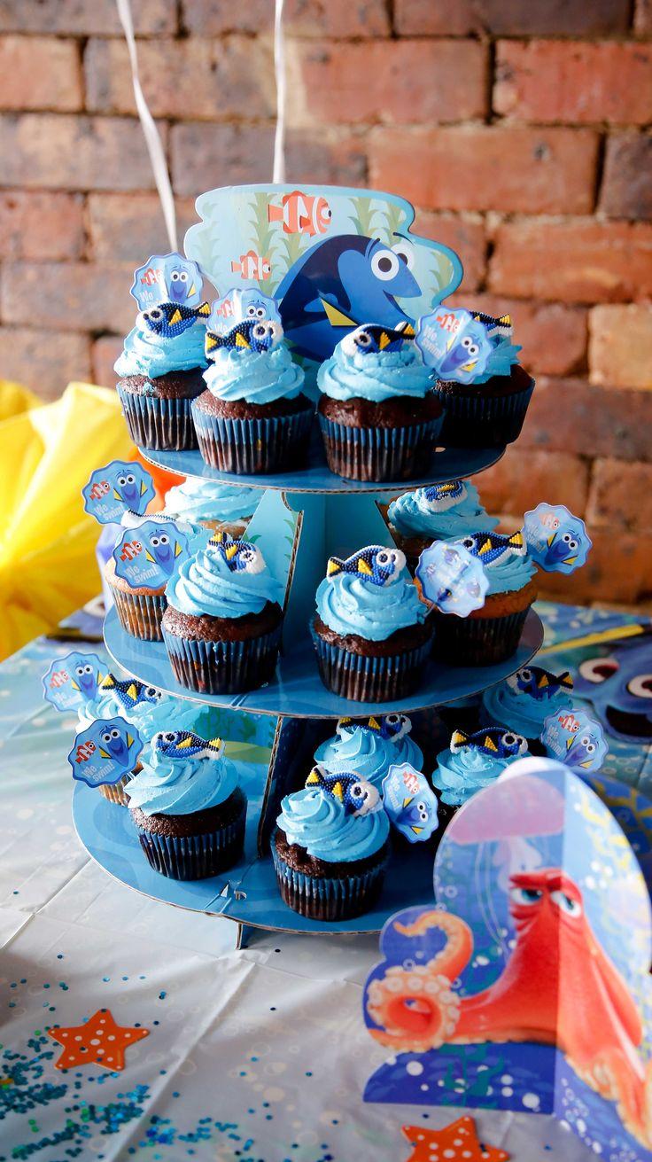 Cupcakes Buscando a Dory
