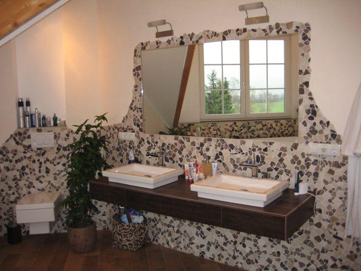 25+ parasta ideaa Pinterestissä Moderne fliesen Badezimmer - badezimmer gemütlich gestalten