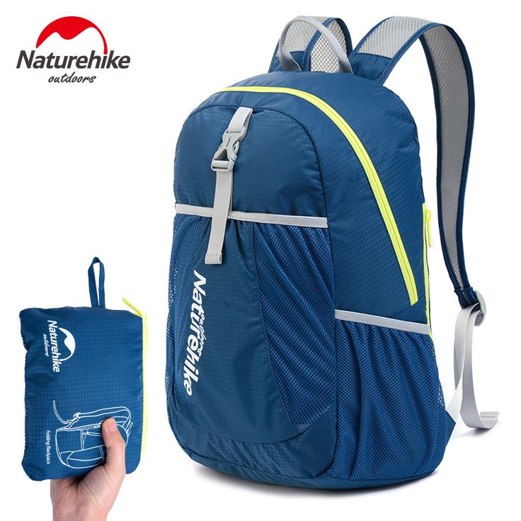 NatureHike Ransel Olahraga Pria Travel Ransel Wanita Ransel Tas Sekolah Ransel 22L Ultralight Luar Leisure 5 Warna