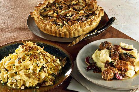 Scopri come cucinare quiche al quartirolo con mele e cipolle su Donna Moderna; ricetta con ingredienti e preparazione. 75minuti