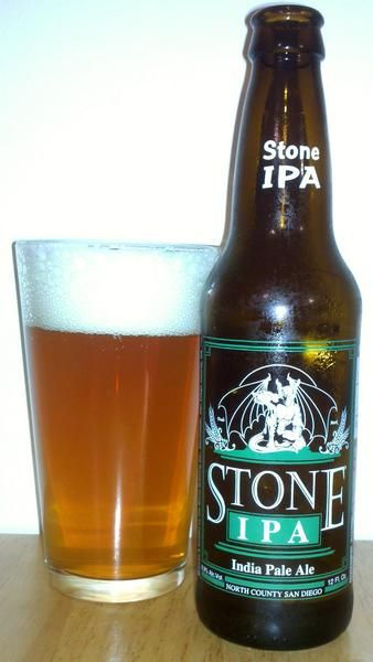 BrewChief.com Review of Stone IPA (Stone Brewing Co.) : So let's go ahead and get the formalities out of the way. Stone Brewing Company makes some of the most aggressive beers on the market today. Their beers can bring most drinkers to their knees with their complexity and flavor. They are completely unapologetic about these facts, and actually take a large amount of pride them. And even though most of their beers are only suitable for those with a very honed and seasoned palate...