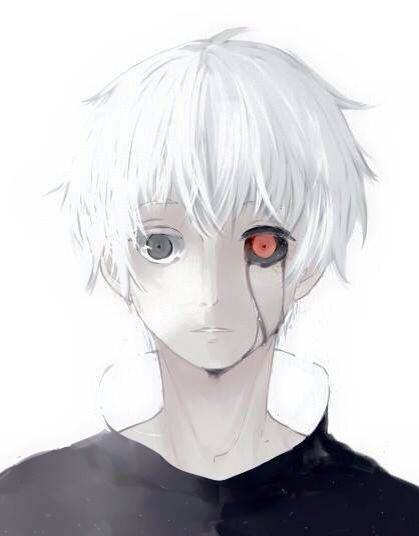 30 day anime challenge-24- moment that shocked you the most- Tokyo ghoul - kaneki becomes a ghoul