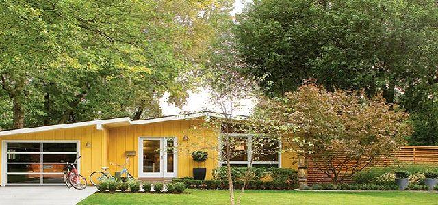 Ranch Home Landscape Design