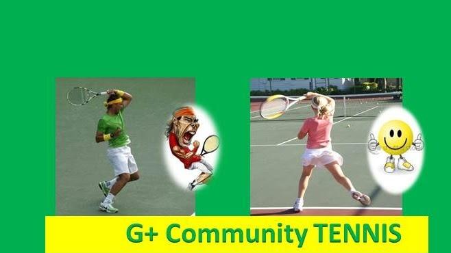 Tennis Community G+ – Google+