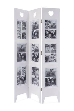 White Photo Screen by Next