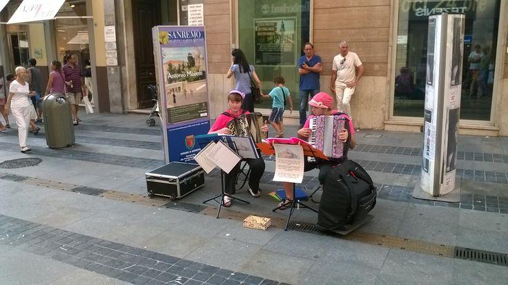 DUO ALMAGOCI a SANREMO Agosto 2015