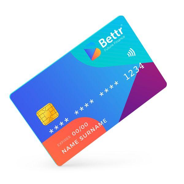 Visa Debit Card Image From Https Bettr Finance A New Challenger