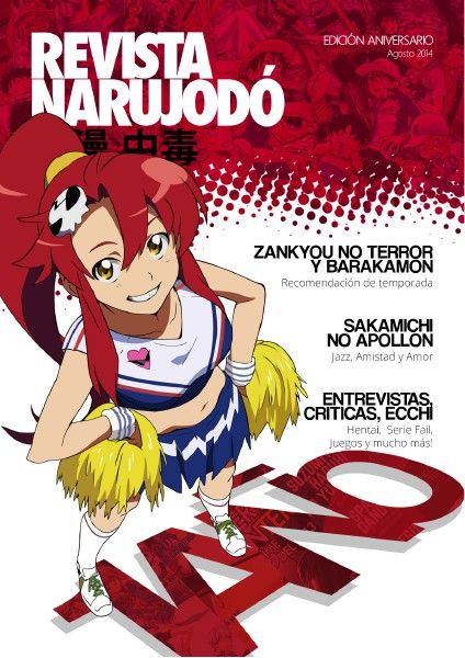 Revista Narujodó Edición 6 Aniversario
