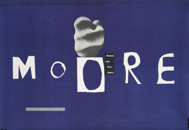 Henryk Tomaszewski, Henry Moore, 1959