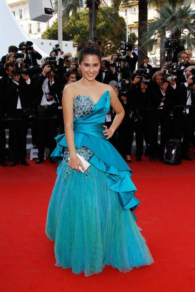 Dian Sastro Wardoyo @ Canness Film Festival 2012