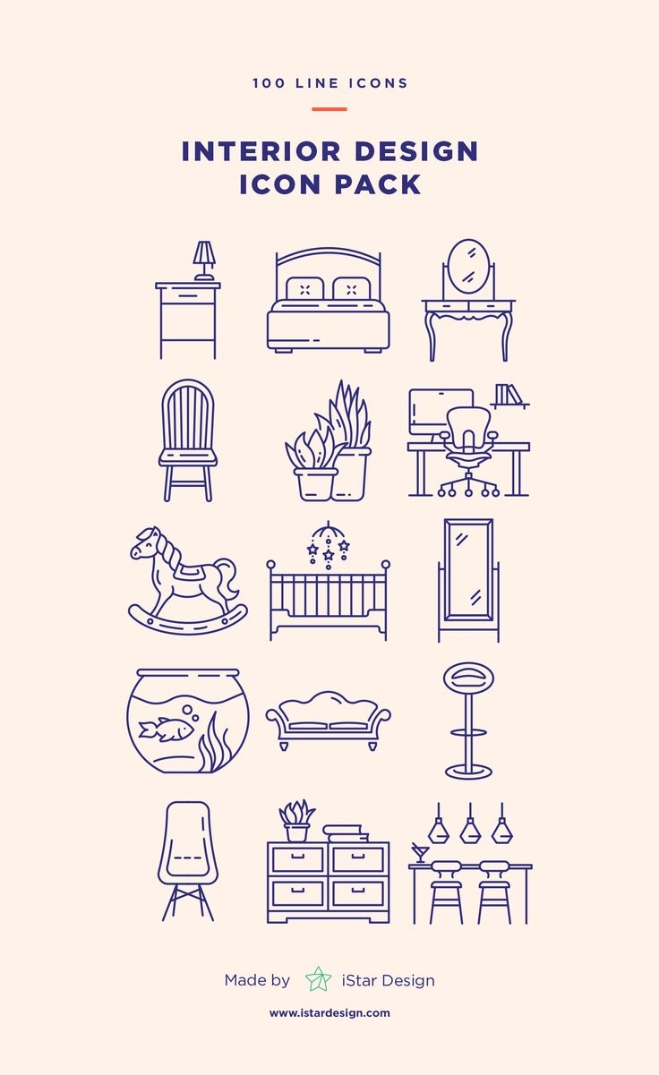 2498 best icons avatars line arts images on pinterest for Research interior decoration and design influences