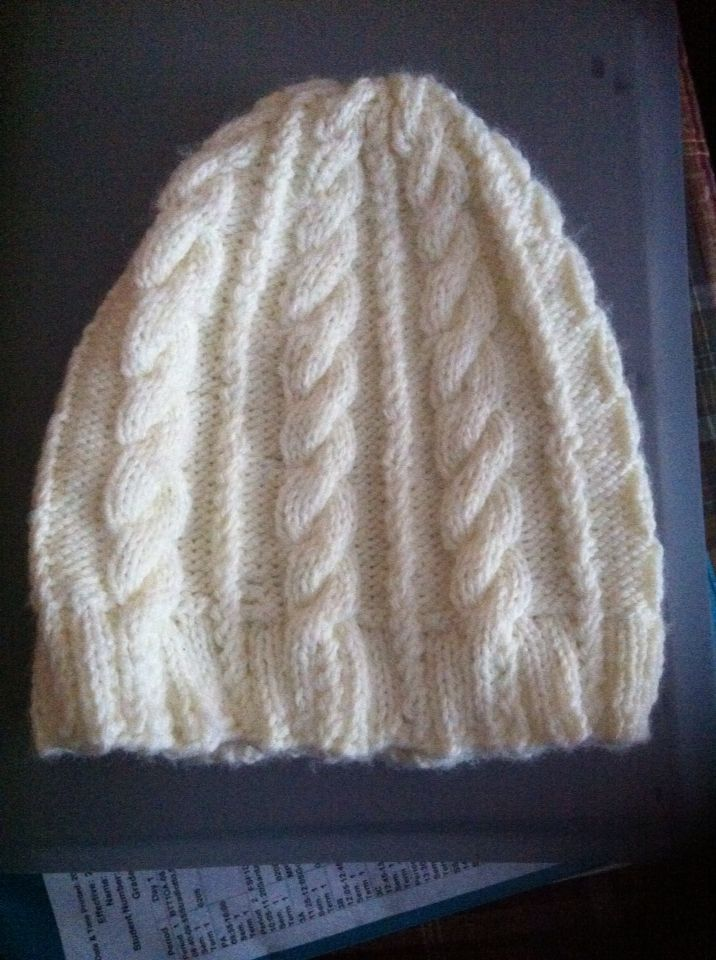 Cables knit