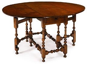 17 Best Images About Gateleg Tables On Pinterest Queen