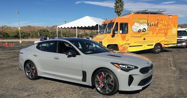 Kia Stinger: An Inflection Point For The Brand