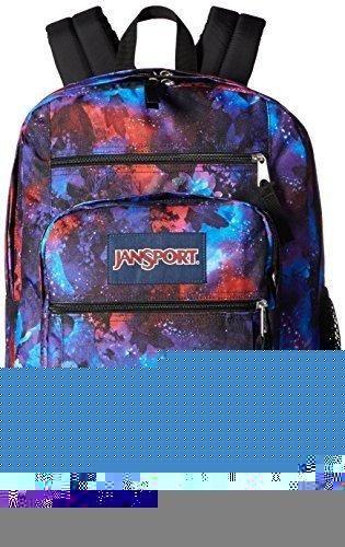 Jansport Big Student Backpack - multi garden space one size