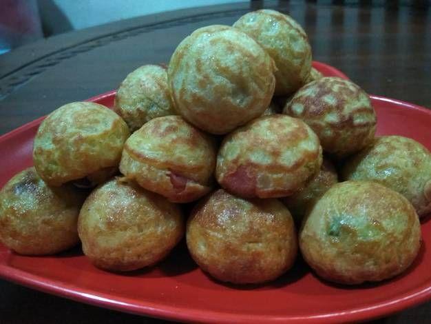 Resep Takoyaki Sederhana Oleh Ella Widya Resep Makanan Memasak Resep