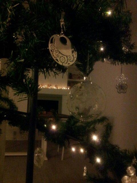 Atmosfera natalizia. ..