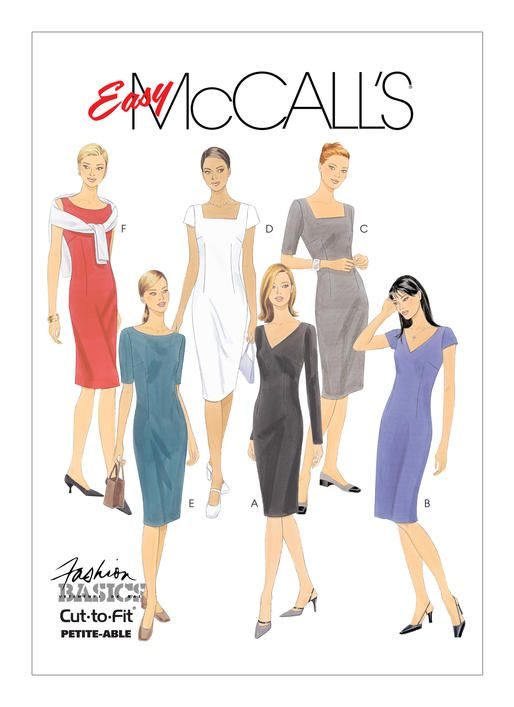 Mccall S Patterns 2401 Mccall S Mccalls Sewing