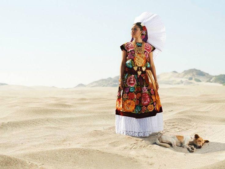 Su trabajo retrata a la perfección la belleza del estado y de nuestro país.   Este fotógrafo está haciendo que todo el mundo se enamore de Oaxaca