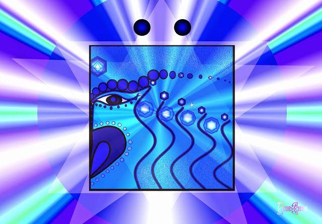Vero Terapias: Hoy es Aguila Lunar Azul