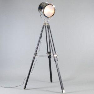 Vloerlamp Tripod Surveyor 2 - Woonkamerverlichting - Verlichting per ruimte - Lampenlicht.nl
