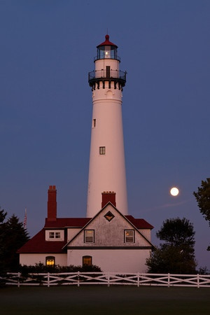 Wind Point #Lighthouse    http://dennisharper.lnf.com/