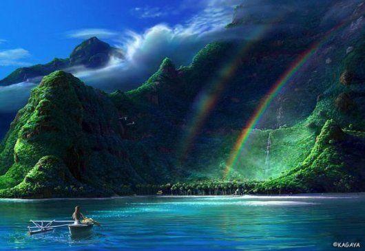 Neverland....