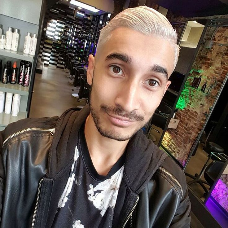 awesome 80 Examples of Stunning Bleached Hair for Men - How to Care at Home Check more at http://machohairstyles.com/best-bleached-hair/