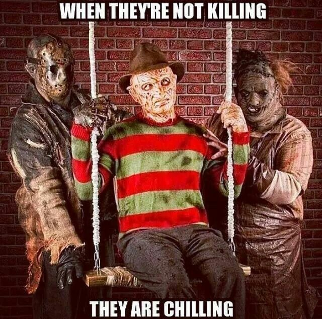 72 Best Images About My Boys Of Horror On Pinterest
