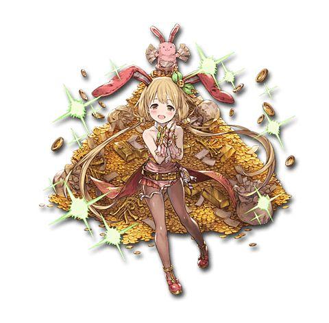 [レイジーフェアリー]双葉杏 : グランブルーファンタジー 全キャラクター画像・担当声優まとめ - NAVER まとめ