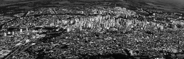 Aerial view from São José do Rio Preto - Brazil  By: Rubens Cardia