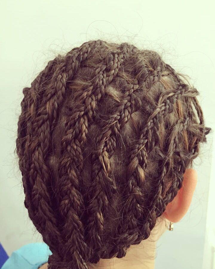 #afro #braids #hairstyle #analulikova