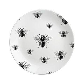 Natural History: Bee Plate, at 50% off!