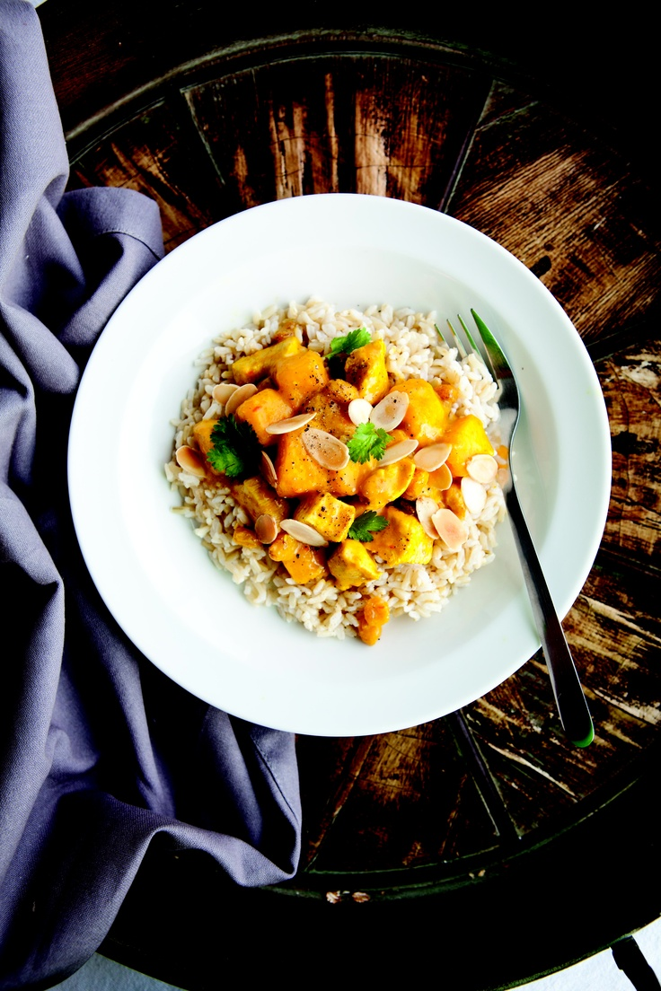 Mango Chicken Curry, alive.com