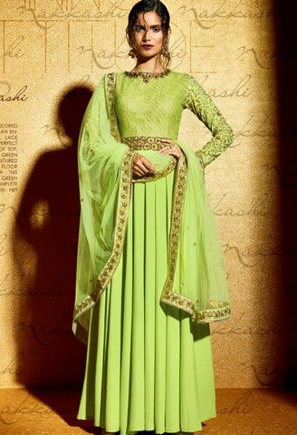 Green Crepe Designer Suit..@ fashionsbyindia.com #designs #indian #womens #style #cloths #stylish #casual #fashionsbyindia #punjabi #suits #wedding #chic #elegance #beauty #outfits #fantasy #embroidered #dress #PakistaniFashion #Fashion #Longsuit #FloralEmbroidery #Fashionista #Fashion2015 #IndianWear #WeddingWear #Bridesmaid #BridalWear #PartyWear #Occasion #OnlineShopping #salwar #kameez